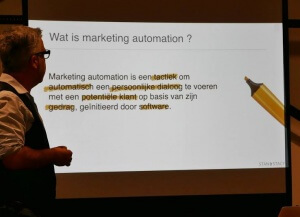 jeroen beelen wat is marketing automation