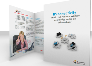 tekstschrijver brochure ipconnectivity up